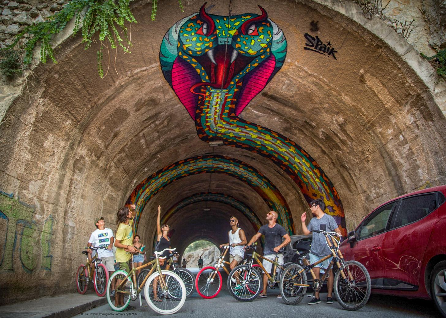 Fietstocht met Baja Bikes