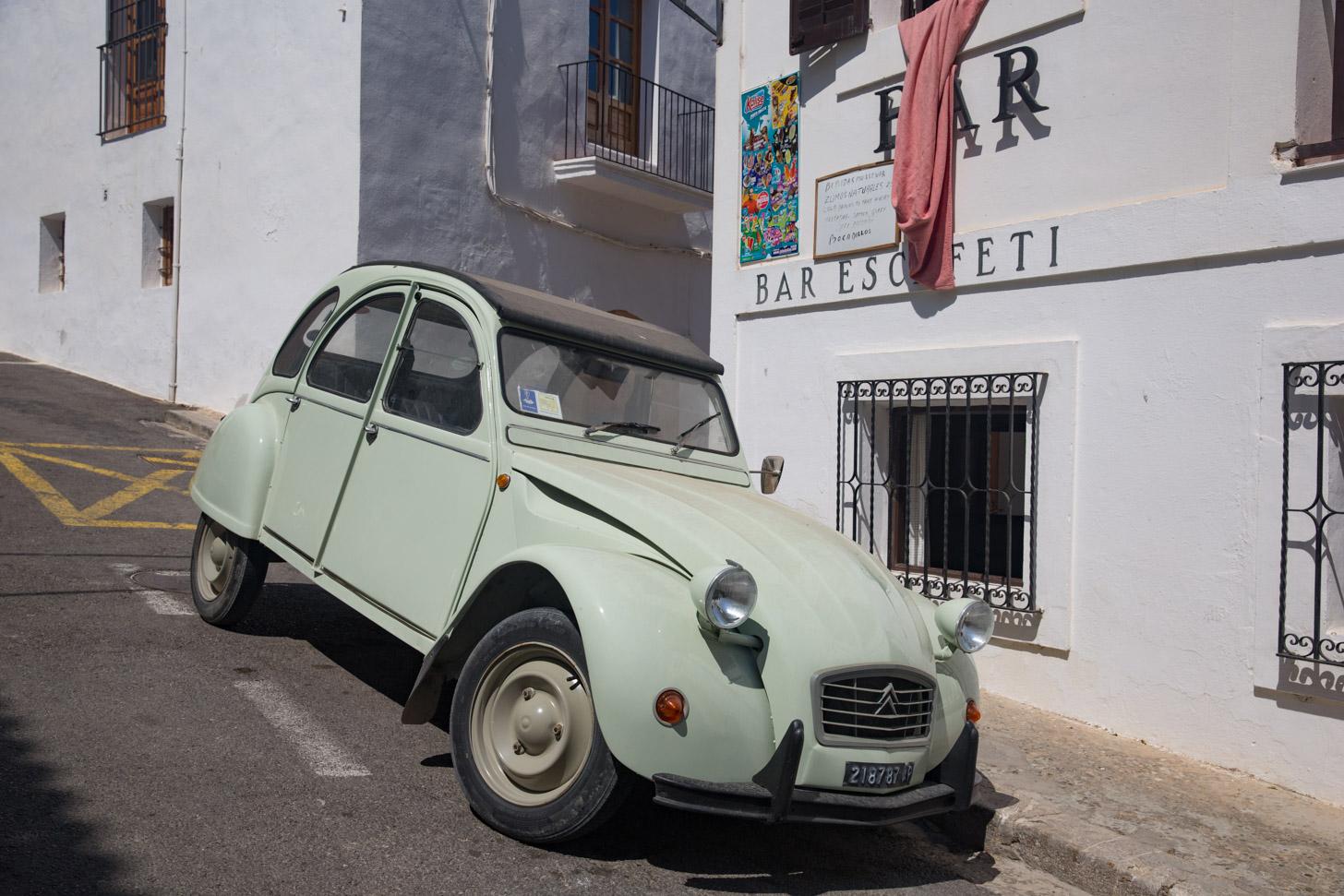 Autorijden op Ibiza