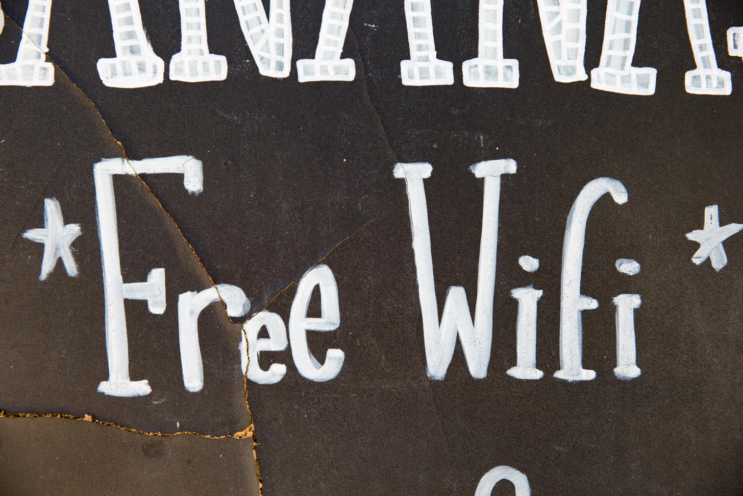 Wifi op Ibiza