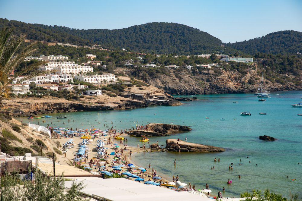 Vakantie op Ibiza: zon, zee en strand