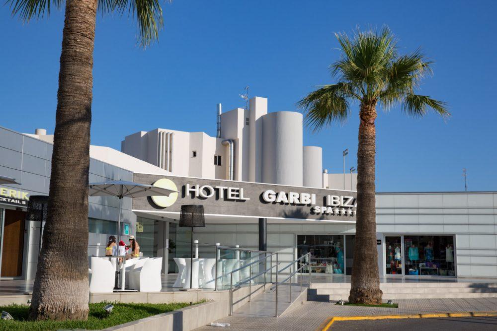 Overnachten op Ibiza