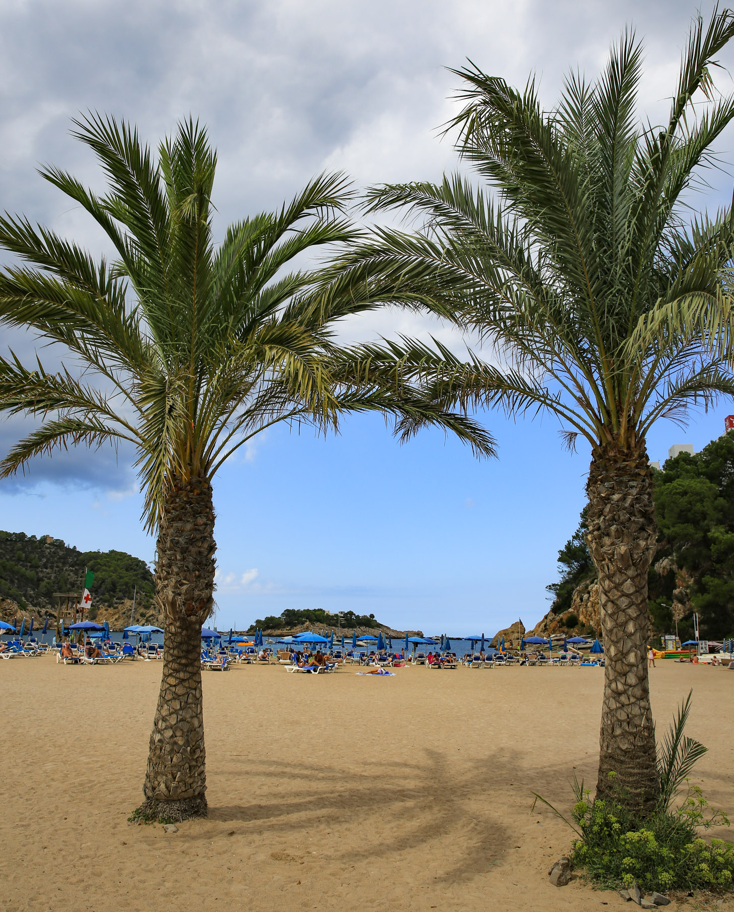 Het weer op Ibiza